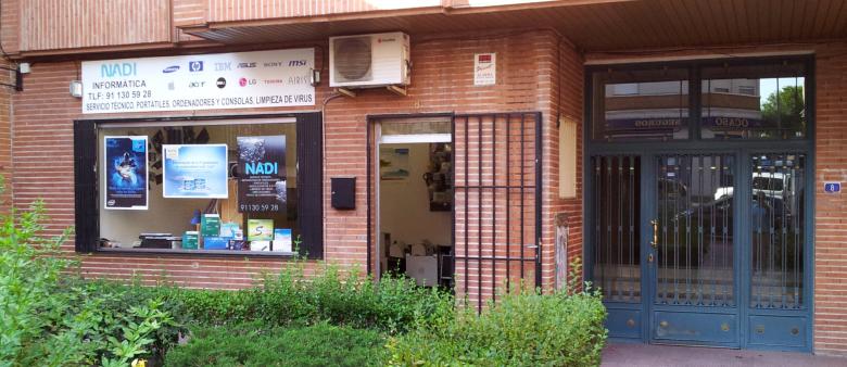 Servicio técnico informático para reparación de ordenadores en Las Rozas y reparación de portátiles en Las Rozas